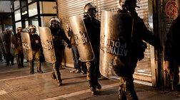 Επίθεση με μολότοφ στις υπηρεσίες των ΜΑΤ στην Καισαριανή