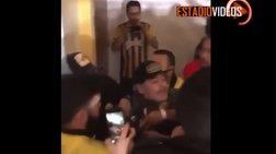 Έκρηξη Μαραντόνα! Στα χέρια με οπαδούς της Ντοράδος (βίντεο)