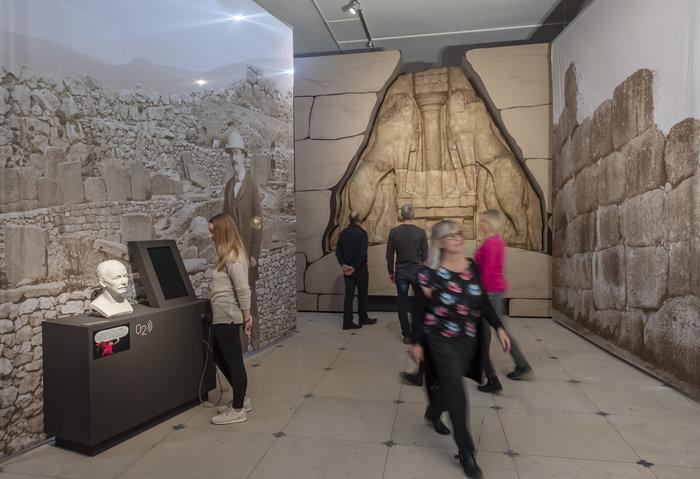 Οι Μυκήνες στο Badisches Landesmuseum της Καρλσρούης - Υπέροχες εικόνες