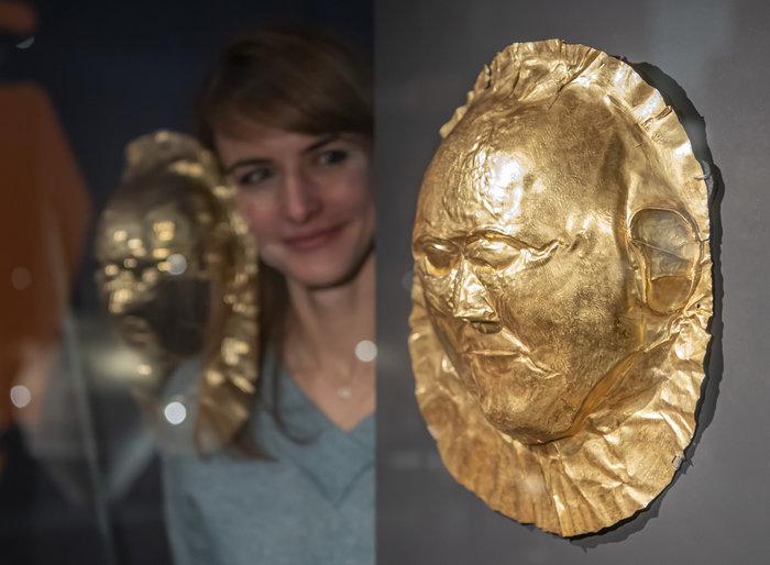 Οι Μυκήνες στο Badisches Landesmuseum της Καρλσρούης - Υπέροχες εικόνες - εικόνα 2