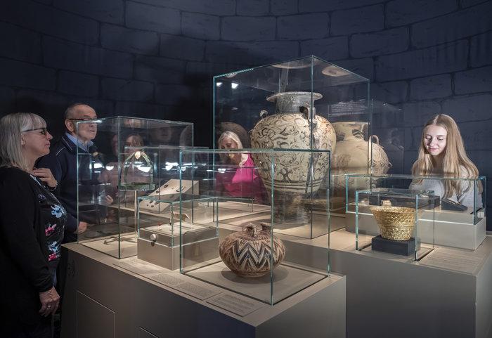 Οι Μυκήνες στο Badisches Landesmuseum της Καρλσρούης - Υπέροχες εικόνες - εικόνα 3