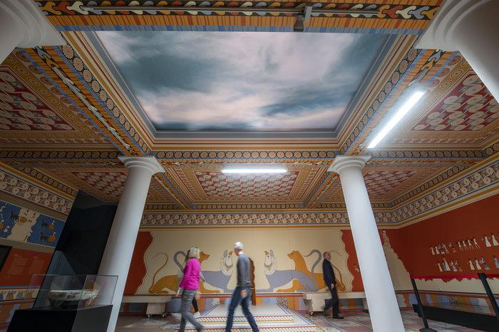 Οι Μυκήνες στο Badisches Landesmuseum της Καρλσρούης - Υπέροχες εικόνες - εικόνα 4
