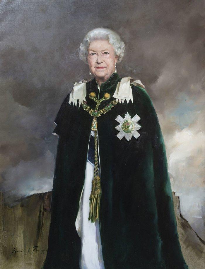 Βασίλισσα Ελισάβετ: γιατί το νέο πορτρέτο της έχει μεγάλη σημασία