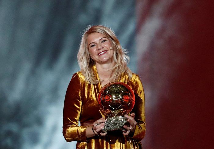 Άντα Χέγκερμπεργκ: Η πρώτη γυναίκα που κέρδισε τη «Χρυσή Μπάλα» - εικόνα 3