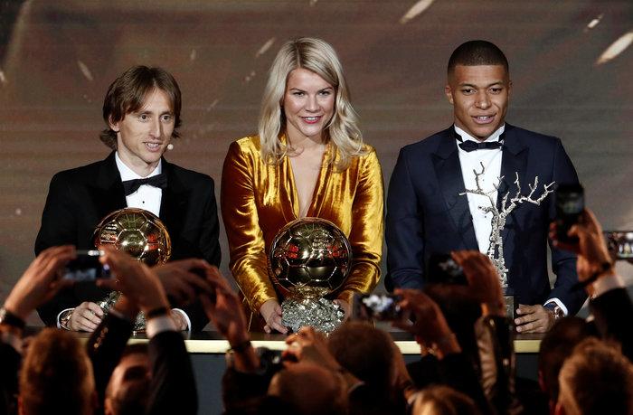 Άντα Χέγκερμπεργκ: Η πρώτη γυναίκα που κέρδισε τη «Χρυσή Μπάλα» - εικόνα 2