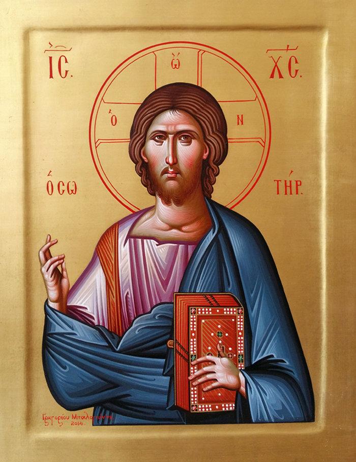 Το έργο του αγιογράφου Γ. Μπαλογιάννη στο Βυζαντινό Μουσείο - εικόνα 3