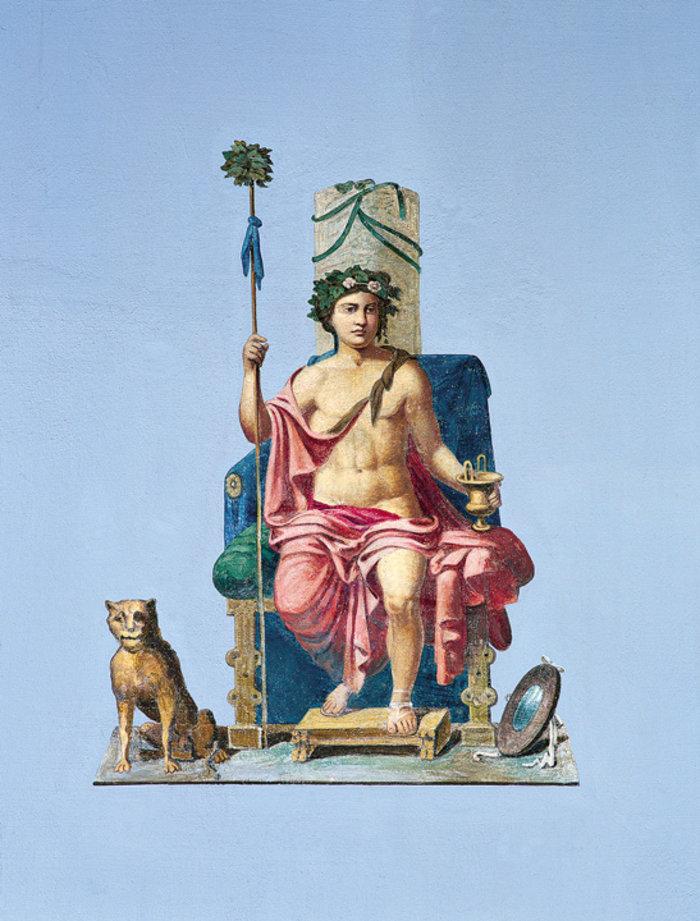Όταν ο Σλοβένος Γιούρι Σούμπιτς ζωγράφισε το Μέγαρο του Σλήμαν - εικόνα 4