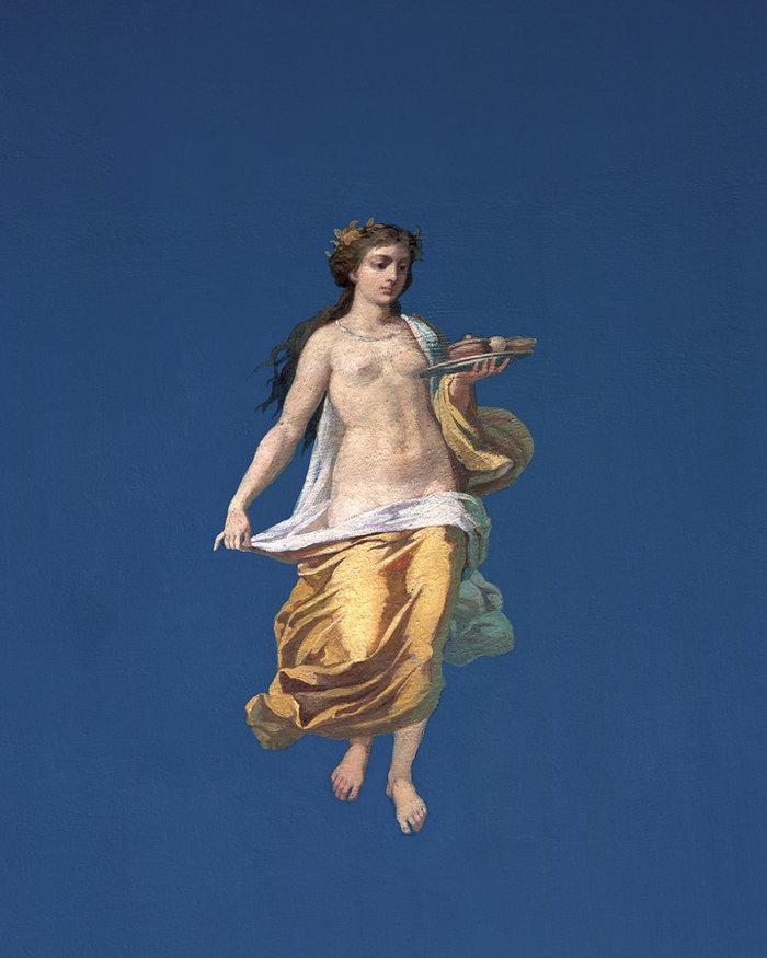 Όταν ο Σλοβένος Γιούρι Σούμπιτς ζωγράφισε το Μέγαρο του Σλήμαν - εικόνα 6