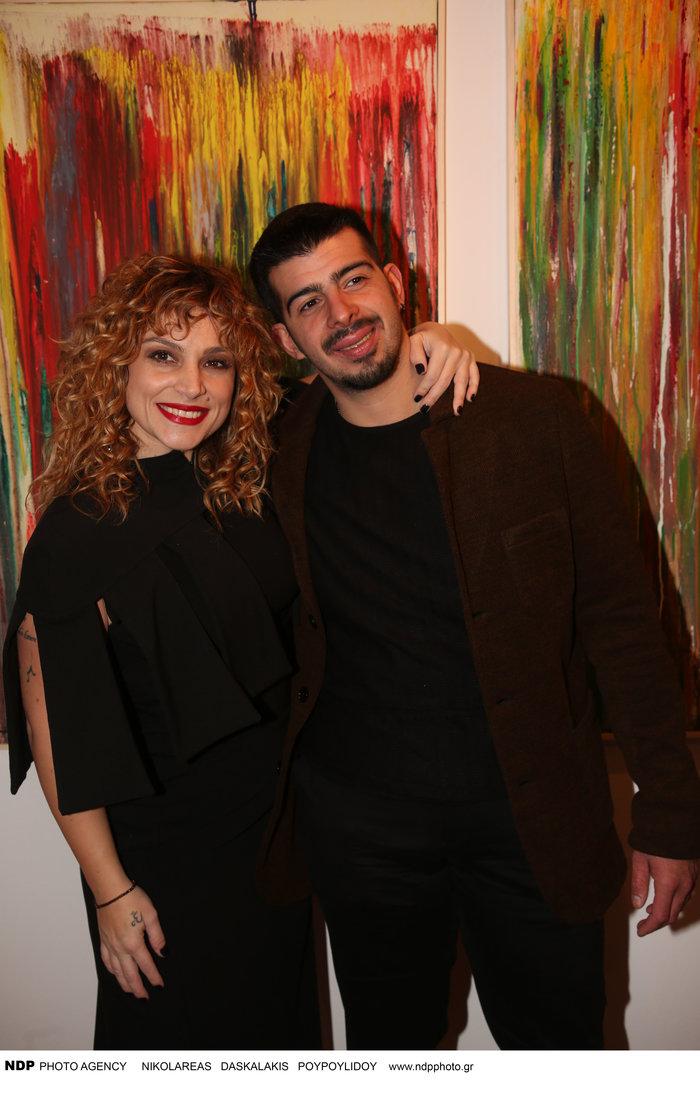 Με την Ελεωνόρα Ζουγανέλη