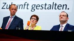 Τι έλεγαν οι σημερινοί υποψήφιοι για την ηγεσία του CDU για το Grexit