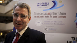 Πάιατ: «Η αμερικανική κεφαλαιαγορά θα ενισχύσει τις ελληνικές επιχειρήσεις»