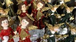 Σε πόλη των Αγγέλων μετατρέπεται η Αθήνα για τα Χριστούγεννα