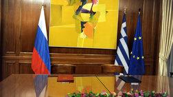 Η  ελληνο-ρωσική συνεργασία στην ατζέντα Τσίπρα-Μεντβέντεφ
