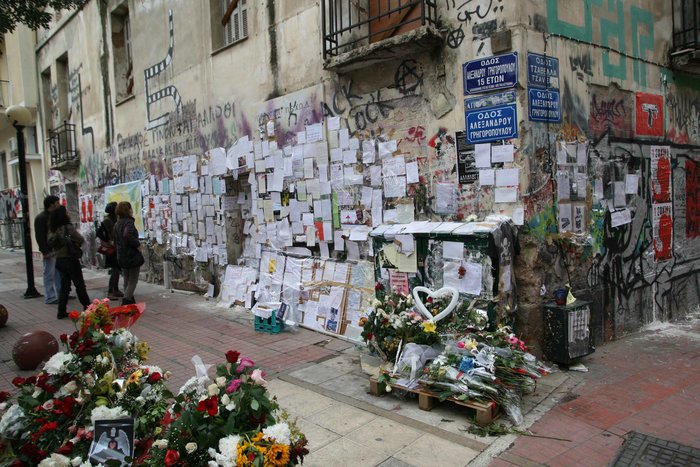 Δολοφονία Γρηγορόπουλου: Οι ημέρες που συγκλόνισαν την Ελλάδα - εικόνα 7