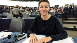 Στην Αθήνα η Σκα Κέλερ για στήριξη των Οικολόγων
