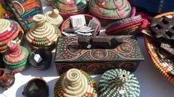 Lalibela: Πολύχρωμο, Πολυπολιτισμικό,Χριστουγεννιάτικο Bazaar