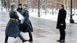 Το ραντεβού στο Κρεμλίνο με φόντο το Σκοπιανό: Συνάντηση Τσίπρα-Πούτιν