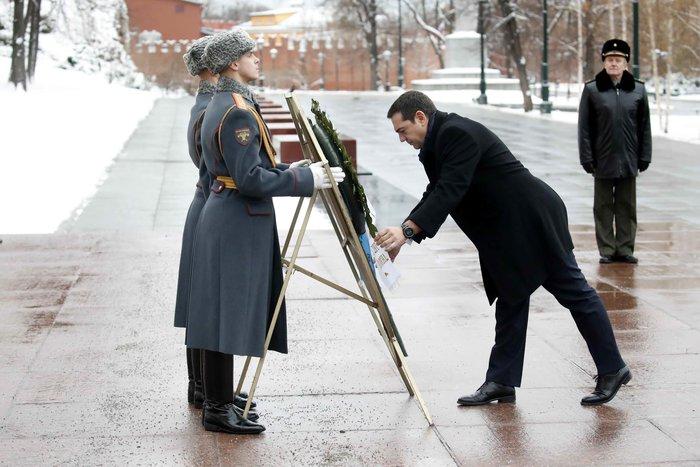 Το ραντεβού στο Κρεμλίνο με φόντο το Σκοπιανό: Συνάντηση Τσίπρα-Πούτιν - εικόνα 3