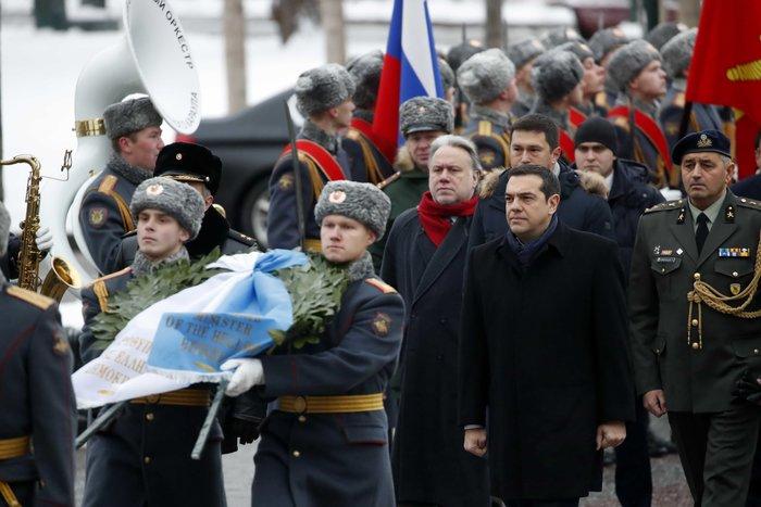 Το ραντεβού στο Κρεμλίνο με φόντο το Σκοπιανό: Συνάντηση Τσίπρα-Πούτιν - εικόνα 4