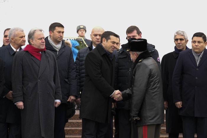 Σε εξέλιξη συνάντηση Τσίπρα - Μεντβέντεφ στην Μόσχα - εικόνα 2