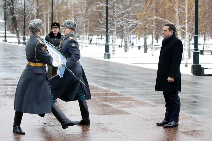 Σε εξέλιξη συνάντηση Τσίπρα - Μεντβέντεφ στην Μόσχα - εικόνα 7