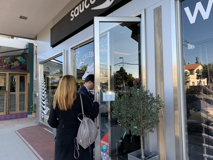 Συνεχίζονται οι εγγραφές στo κατάστημα Saucony στο Νέο Ψυχικό, Λ.Κηφισίας 300 (παράδρομος)