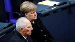 Σόιμπλε: Δεν έκανα καμία μάχη εναντίον της 'Αγγελα Μέρκελ
