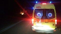 Βάρκιζα: Ένας νεκρός και δύο σοβαρά τραυματίες σε τροχαίο