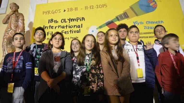 Τα βραβεία του 21ου Φεστιβάλ Κινη φου Ολυμπίας για Παιδιά και Νέους ... 35829dcbd0e
