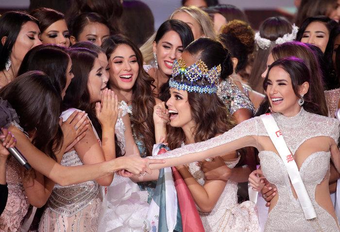 Σε 26χρονη Μεξικανή το στέμμα της Μις Κόσμος - εικόνα 2