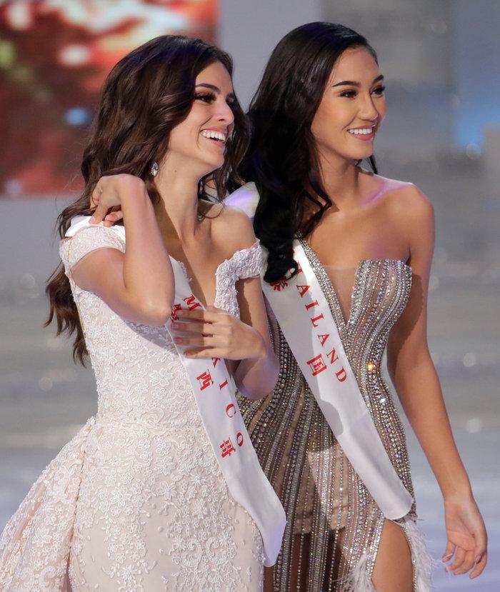 Σε 26χρονη Μεξικανή το στέμμα της Μις Κόσμος - εικόνα 6