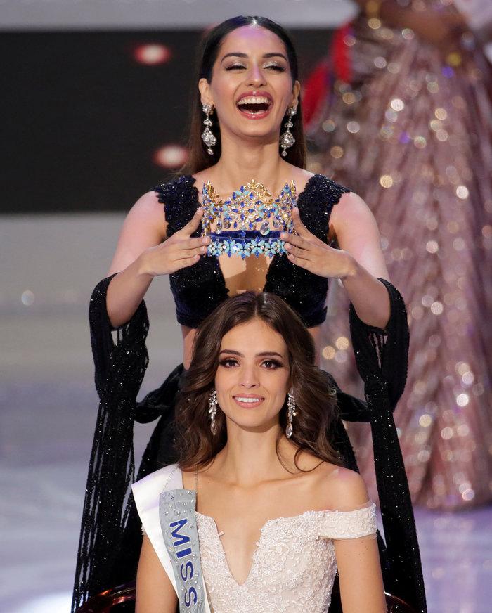 Σε 26χρονη Μεξικανή το στέμμα της Μις Κόσμος - εικόνα 7