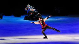 Χιονάτη στον πάγο: Κορυφαίοι Ρώσοι χορευτές σε μια εκθαμβωτική παράσταση