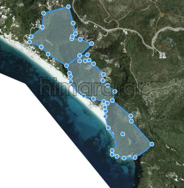 """Ποιες είναι οι περιουσίες που """"απαλλοτριώνει"""" η Αλβανία - χάρτες - εικόνα 2"""