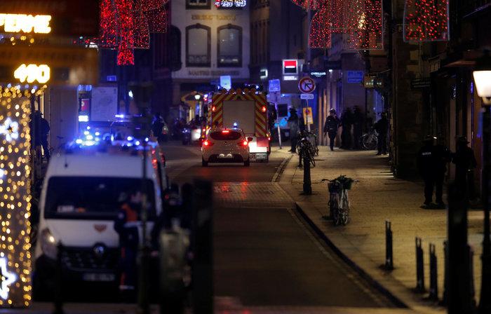 Aνθρωποκυνηγητό για τον δράστη της επίθεσης στο Στρασβούργο-3 νεκροί - εικόνα 2