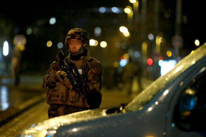 Aνθρωποκυνηγητό για τον δράστη της επίθεσης στο Στρασβούργο-3 νεκροί - εικόνα 4