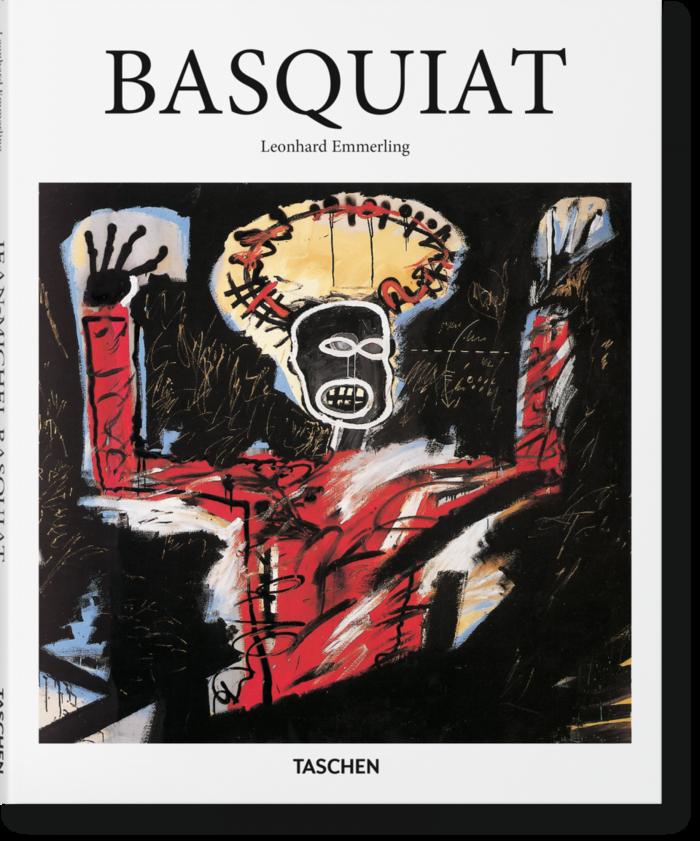 Ένα μοναδικό βιβλίο για τον Ζαν Μισέλ Μπασκιά από την TASCHEN