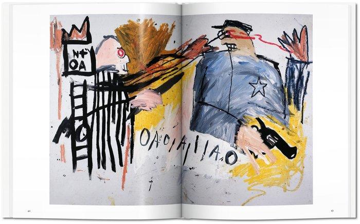 Ένα μοναδικό βιβλίο για τον Ζαν Μισέλ Μπασκιά από την TASCHEN - εικόνα 2
