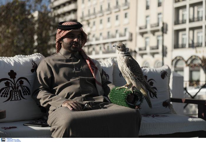 Εθνική γιορτή του Κατάρ: H τέντα της ερήμου στήθηκε στο Σύνταγμα - Εικόνες - εικόνα 9