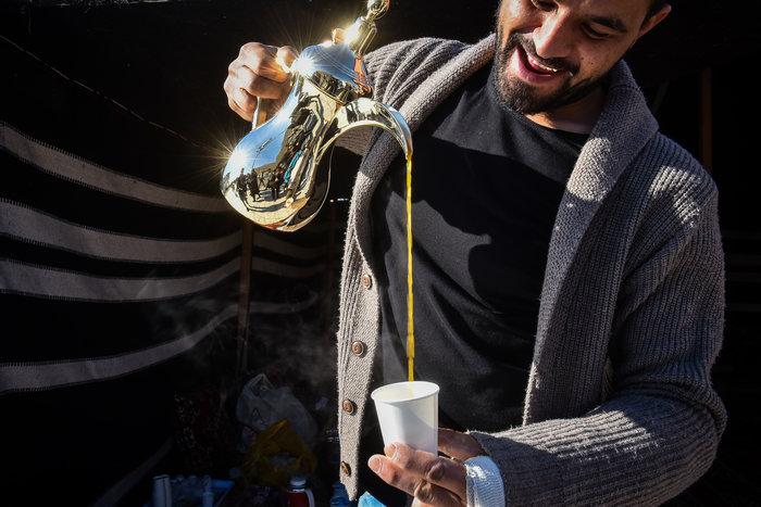 Εθνική γιορτή του Κατάρ: H τέντα της ερήμου στήθηκε στο Σύνταγμα - Εικόνες - εικόνα 3