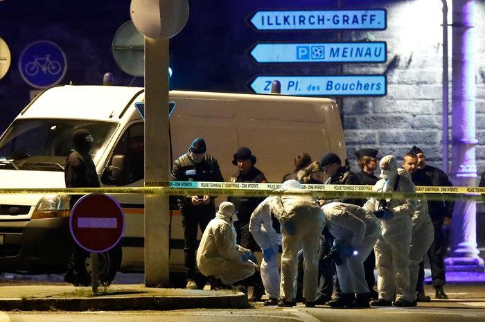 Ο ISIS ανέλαβε την ευθύνη για την επίθεση στο Στρασβούργο-νεκρός ο δράστης - εικόνα 2