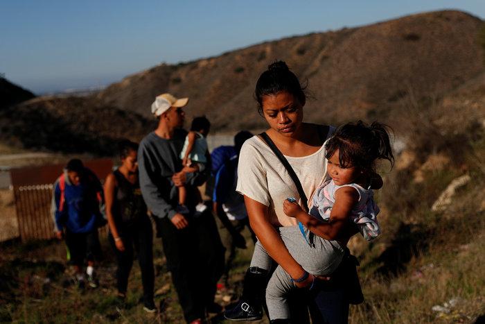 ΗΠΑ: Συνοριοφύλακες συνέλαβαν 7χρονη, πέθανε από αφυδάτωση