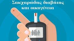 Ομιλος ΥΓΕΙΑ: Εκδήλωση για την οικογένεια και τον σακχαρώδη διαβήτη