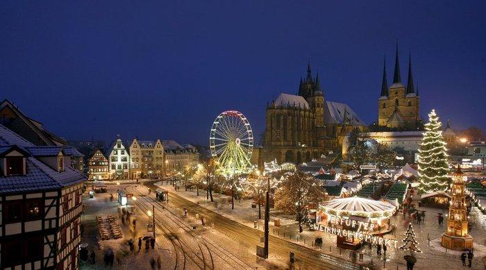 Έρφουρτ, Γερμανία
