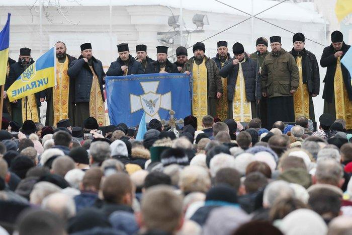 Αυτοκέφαλη η Εκκλησία της Ουκρανίας, επικεφαλής ο μητροπολίτης Επιφάνιος - εικόνα 2