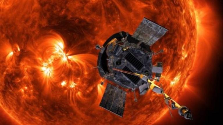 nasa-to-parker-solar-probe-stin-pio-kontini-apostasi-apo-ton-ilio