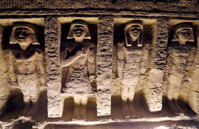 Σπουδαία ανακάλυψη τάφου 4.400 χρόνων στην Αίγυπτο - Εικόνες - εικόνα 4