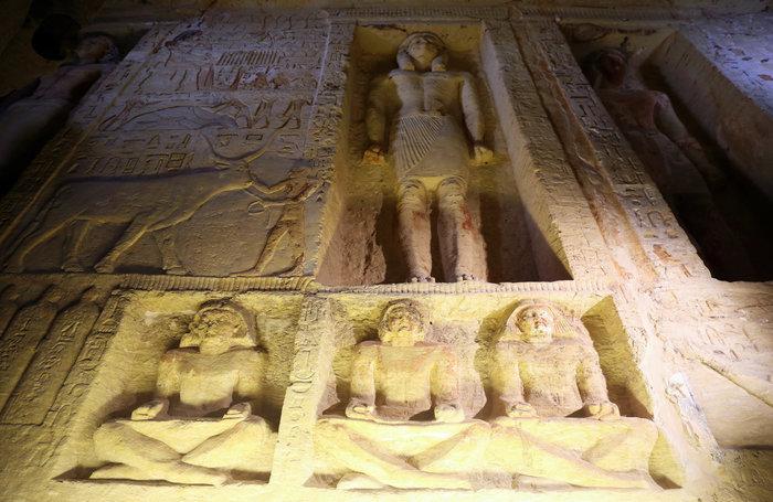 Σπουδαία ανακάλυψη τάφου 4.400 χρόνων στην Αίγυπτο - Εικόνες - εικόνα 5