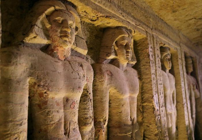 Σπουδαία ανακάλυψη τάφου 4.400 χρόνων στην Αίγυπτο - Εικόνες - εικόνα 10