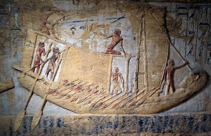 Σπουδαία ανακάλυψη τάφου 4.400 χρόνων στην Αίγυπτο - Εικόνες - εικόνα 7